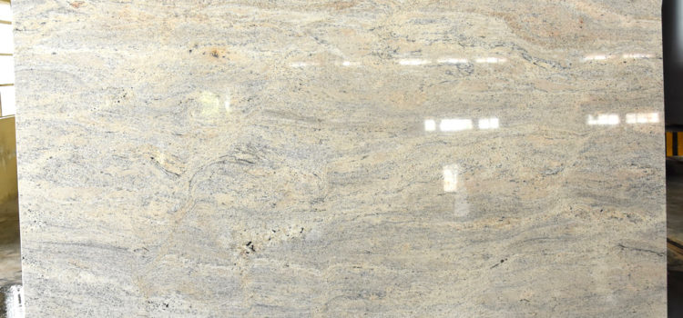 Gorgeous kashmir Cream slabs polished today !