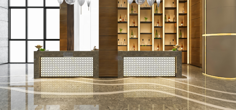 Bring Luxury Hotel Interior Design With Marble Stone!