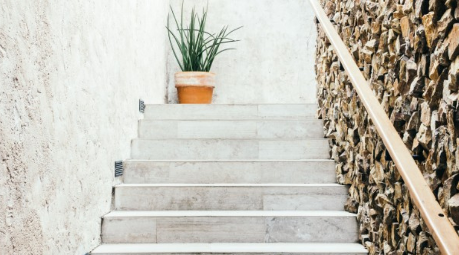 Natural Stone Steps for Aesthetic Appeal
