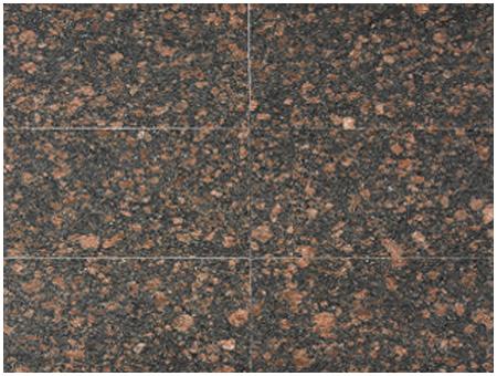 tan brown granite calibrated tiles