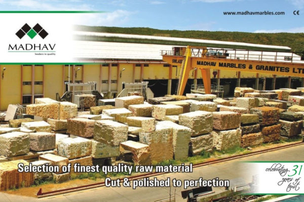 madhav marble and granite factory