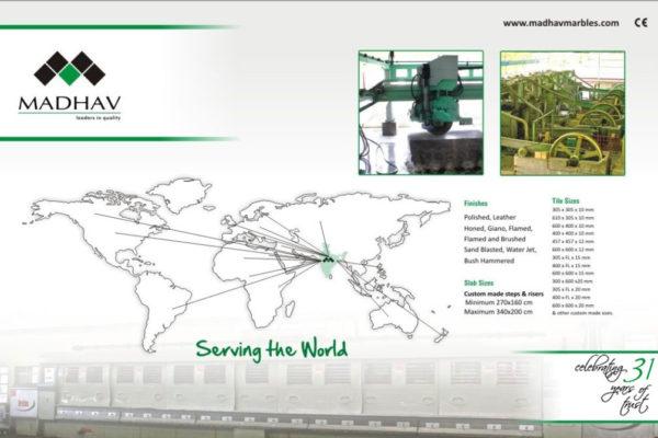 madhav marble global supplier