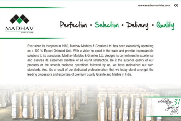 madhav marble-natural stone manufacturer
