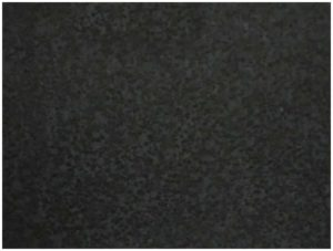 Mist Black Granite Slab