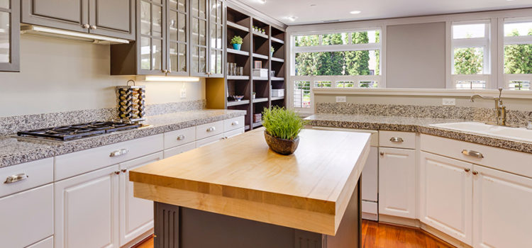 Top 5 Trending Colors Of Granite For Kitchen Countertops: Which One Is Right For You?