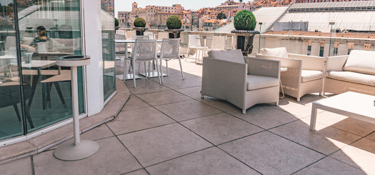 An Exclusive Range Of Natural Stone Tiles That Can Enhance Outdoor Living Space